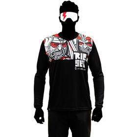 Riesel Design bang:er Longsleeve Jersey, negro